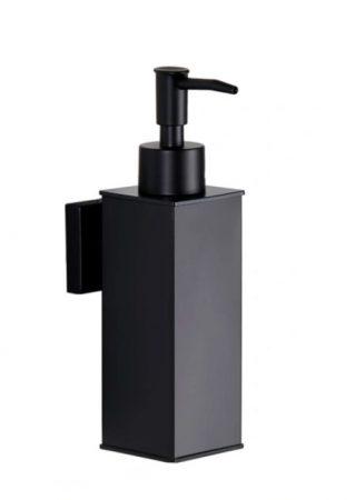 Mexen fali szappanadagoló 180ml - fekete (70628-70)