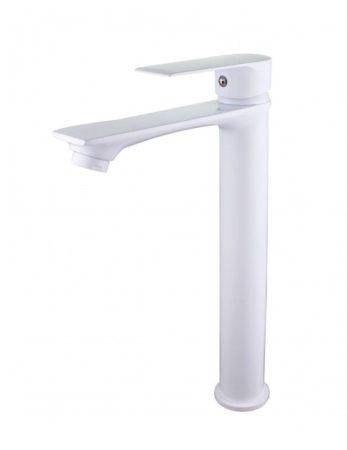 Mexen Royo magasított fürdőszobai mosdó csaptelep - fehér (72210-20)
