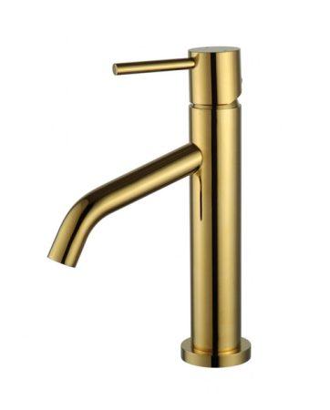 Mexen Rumba mosdó csaptelep - arany (73500-50)
