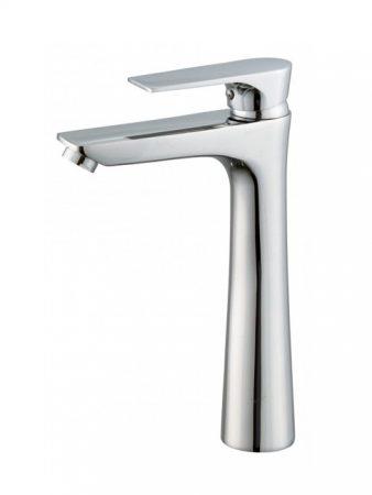 Mexen Axelmagasított fürdőszobai mosdó csaptelep - króm (73810-00)