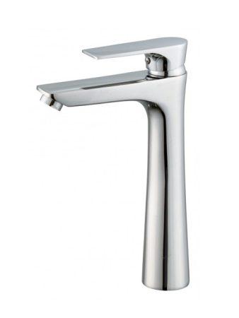 Mexen Axel magasított fürdőszobai mosdó csaptelep - króm (73810-00)