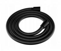 Mexen Soft zuhany gégecső - 175 cm - fekete (79475-70)