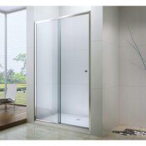 Mexen Apia elhúzható zuhanyajtó (tolóajtó) - 95 x 190 cm