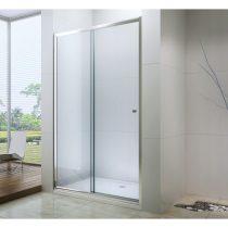 Mexen Apia elhúzható zuhanyajtó (tolóajtó) - 105 x 190 cm