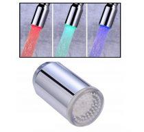 Perlátor LED világítással mosogató csaptelephez - 24mm