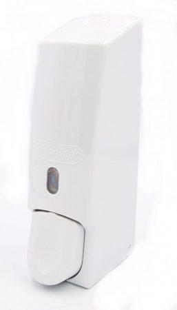 GAMMA AH32 fali szappanadagoló - 400ml - fehér