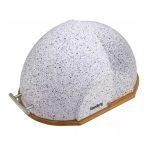 Klausberg kenyértartó - rozsdamentes acél / bambusz (KB-7094)