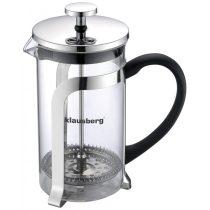 Klausberg Premium nyomós tea / kávé készítő 600 ml (KB-7152)