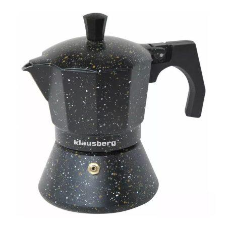Klausberg kávéfőző - 6 csésze (KB-7159)