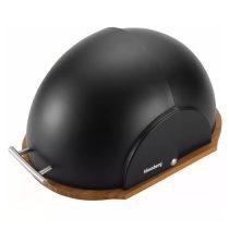 klausberg Premium kenyértartó - rozsdamentes acél / bambusz (KB-7286)