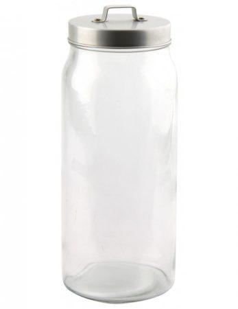 Kinghoff tésztatartó / tároló üvegedény - 1500 ml (KH-2188)