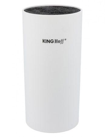 Kinghoff univerzális késtartó - fehér - 18 x 11 cm (KH-3472W)