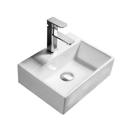 Mexen Dom pultra építhető kerámia mosdó - 40 x 30 cm (21094000)