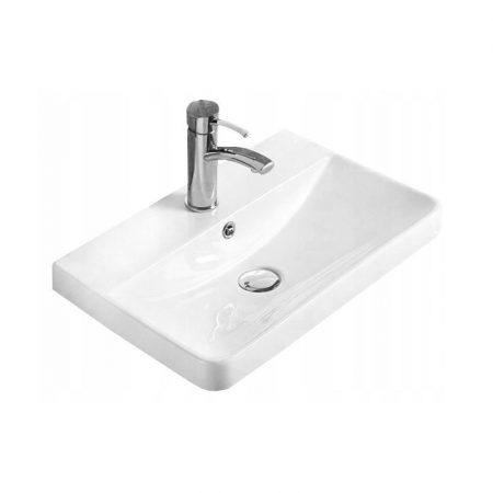 Mexen Dover pultra vagy szekrénybe építhető kerámia mosdó - 50 x 35 cm (21995100)