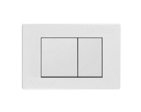 Mexen Fenix-02 WC nyomólap - fehér (600100)