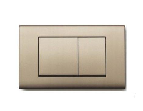 Mexen Fenix-01 arany WC nyomólap (600104)