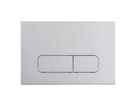 Mexen Fenix-02 matt króm WC nyomólap (600202)