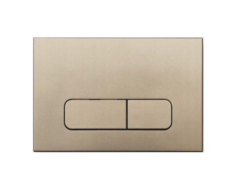 Mexen Fenix-02 arany WC nyomólap (600204)