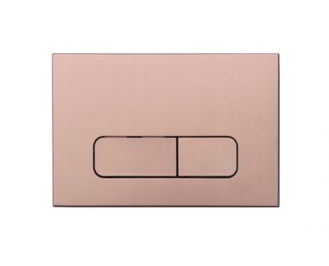 Mexen Fenix-02 rose-gold WC nyomólap (600205)