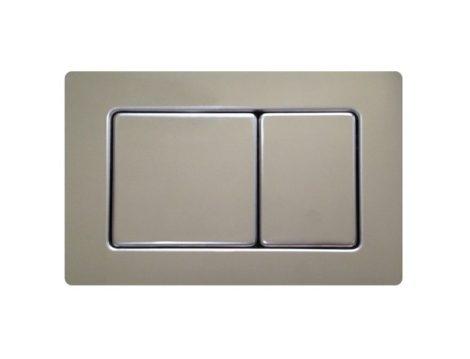 Mexen Fenix-02 inox WC nyomólap (600311)