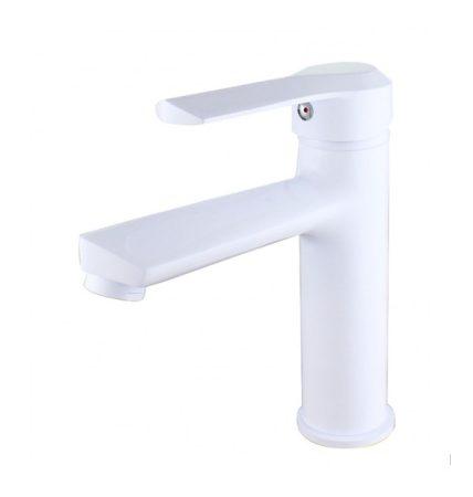 Mexen Sabre mosdó csaptelep - fehér (72100-20)