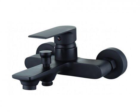 Mexen Royo kádtöltő csaptelep - fekete (72230-70)