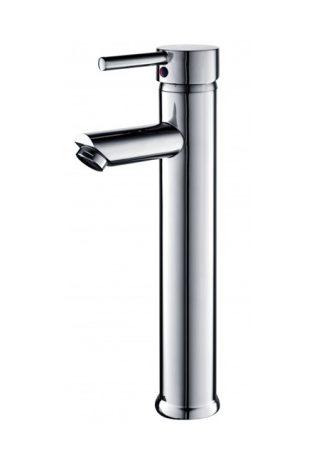 Mexen Lua magasított fürdőszobai mosdó csaptelep - króm (72811-00)