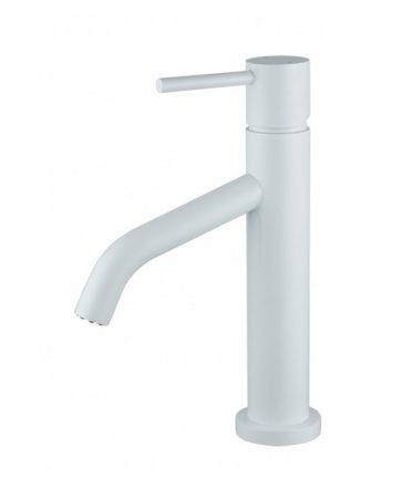Mexen Rumba fürdőszobai mosdó csaptelep - fehér (73500-20)