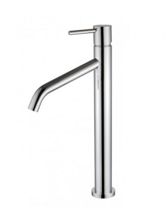 Mexen Rumba magasított fürdőszobai mosdó csaptelep - króm (73510-00)