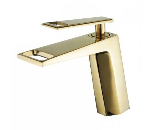 Mexen Topaz mosdó csaptelep - arany (73900-50)