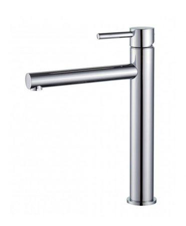 Mexen Elba magasított fürdőszobai mosdó csaptelep - króm (74110-00)