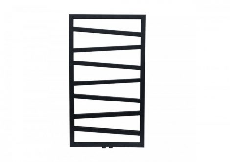 Weberg ONIX Design Törölközőszárítós Radiátor 119x54 cm (Fekete)