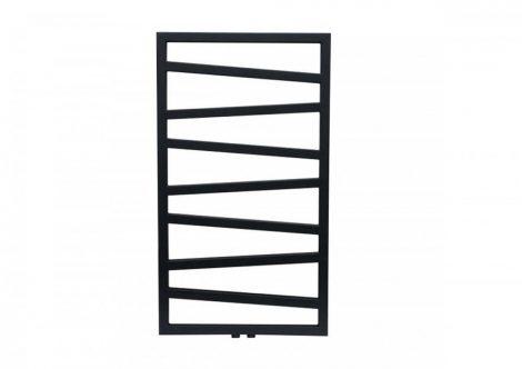 Weberg ONIX Design Törölközőszárítós Radiátor 143x54 cm (Fekete)