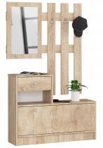 Előszoba bútor - Akord Furniture - sonoma tölgy