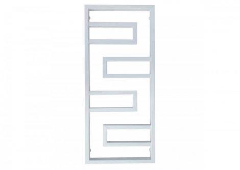 Weberg TORES Design Törölközőszárítós Radiátor 150x53 cm (Fehér)