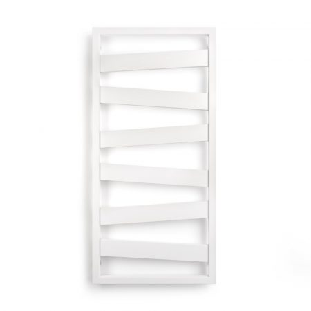 Weberg Texas Design Törölközőszárítós Radiátor 110x53 cm (Fehér)