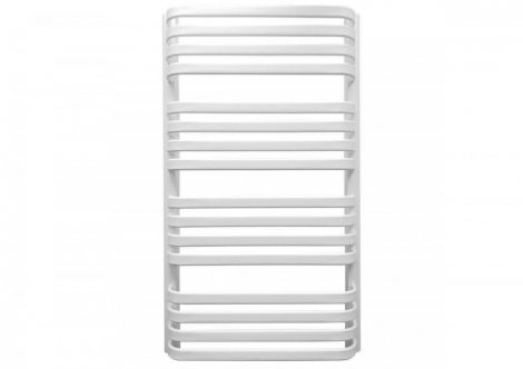 Weberg VENUS Design Törölközőszárítós Radiátor 120x55 cm (Fehér)