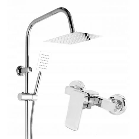 Gamma ZN1 Zuhanyrendszer + Zuhany Csaptelep